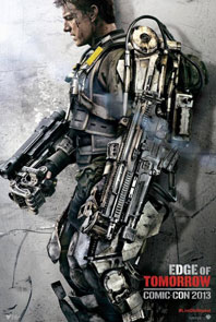 Edge Of  Tomorrow(3D)(U/A)