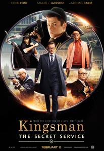 KINGSMAN: THE SECRET SERVICE (Hindi) [ A ]