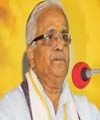 Religious conversions should stop: RSS' Bhaiyyaji Joshi