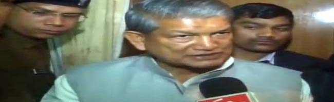 CM refuses to go home until Kedarnath restoration is completed
