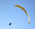 Cong strategy to reach out to voters through paragliders suspended due to bad weather