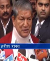 Harish Rawat slams Centre for U-turn on hydropower projects