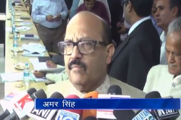 Red-tapism adversely affecting prospects of hydel projects in Uttarakhand: Amar Singh
