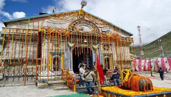 Prayers Resume At Kedarnath Temple