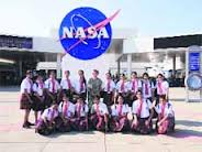 NASA returned to the students of Unison World