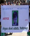 Parties play politics over 5-year-old missing girl's death case
