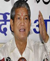 Harish Rawat's chopper makes precautionary landing in Rishikesh