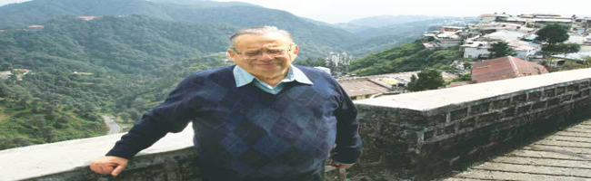 My writings reflect my lonely childhood: Ruskin Bond