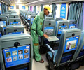 Now watch TV, enjoy music on-board Shatabdi trains