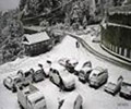 Snowfall rain bring down temperatures in Uttarakhand