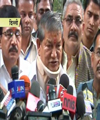 Sonia, Rahul to decide candidate for the lone RS seat: Harish Rawat
