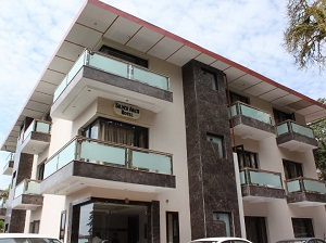 silver arch hotel